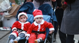 بالصور: اليوم الخامس والأخير من كريسماس ماركت الناصرة