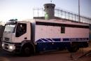 قوات القمع تقتحم القسم (11) في سجن ايشل وتنكّل بالأسرى الفلسطينيين