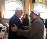 الشيخ رائد صلاح يلقي خطبة الجمعة في الناصرة