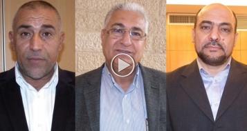قادة المشتركة يدعون الصانع للانضمام الى سفينة الجماهير العربية