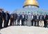 وفد اردني يزور المسجد الاقصى