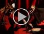 مادونا تسقط من على خشبة المسرح في حفل جوائز بريت 2015