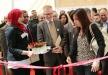 كلية فلسطين التقنية- رام الله للبنات تفتتح مركز الكفايات في الإعلام وصناعة الأفلام