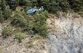 الطائرة الالمانية المنكوبة: احد الطيارين علق خارج غرفة القيادة
