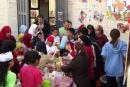 سوق يد ثانيه في مدرسة الفردوس برهط