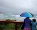حالة الطقس: عودة الأمطار تزامنا مع (أحد الشعانين)