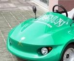 سيارة سعودية جديدة صديقة للبيئة