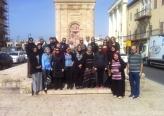 طلاب من كلية بيت بيرل بجولة ثقافية في يافا