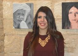 قريبا: الفنانة الكسلاوية رلى عودة تشارك بالمعرض العالمي لحظات في قيسارية