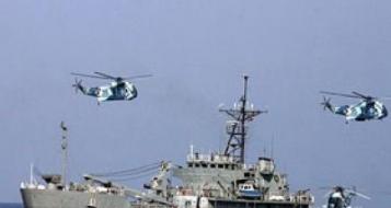 اليمن: الجيش الأمريكي ينقذ طيارين سعوديين من مياه خليج عدن