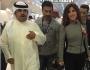 بالصور.. نجوى كرم لحظة وصولها مطار الكويت