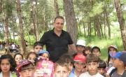 مجد الكروم :عمر بن الخطاب تختتم مشروع انتقال طلاب البساتين للصف الأول