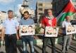 سخنين: وقفة احتجاجية لابناء البلد تضامنا مع الاسير اديب مفارجي
