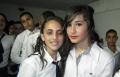 مدرسة الكروم في الناصرة تخرج طلابها باجواء بهيجة