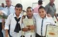 عين ماهل: مدرسة جبل سيخ الابتدائية تخرج فوجها التاسع وتكرم طلابها