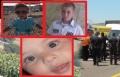 فاجعة: مصرع رغد غزاوي- صالح وطفليها ابراهيم وغزل وقريبها معتز بحادث طرق!