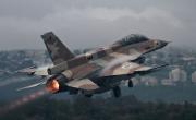 الطيران الاسرائيلي شن هجمات على 9 مواقع تابعة للجيش السوري