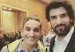 باسم يوسف والنجم التركي