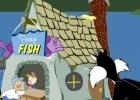 لعبة سلفستر تحت ماء البحر