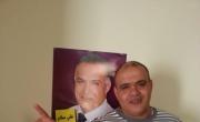 أسامة عبد الخالق من شباب التغيير يعلن دعمه لعلي سلام
