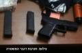 الناصرة: تمديد اعتقال شقيقين مشبوهين بحيازة سلاح قرب مركز تجاري