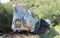 وادي سلامة: اربع إصابات في حادث تصادم بين سيارتين