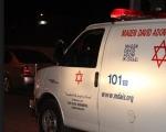 إصابة خطيرة لشاب بحادث دهس قرب حيفا