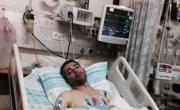 الإغاثة الإنسانية تناشد لإنقاذ الشاب محمد الفقها من الموت
