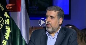 شلّح يتّهم عبّاس بالتخاذل، يوضح علاقة الجهاد بإيران وقطر ويهدد إسرائيل
