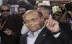 تونس: المرزوقي يطعن في نتيجة الانتخابات الرئاسية