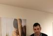 الناصرة: المبدع هاني خوري يحاكي واقع الاقلية العربية برسومات ابداعية