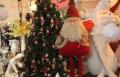 زينة الميلاد تجمع المسيحيين والمسلمين في الجش