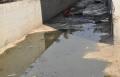 جديدة – المكر:مواطنون يعانون من فيضانات برك الصرف الصحي في بيوتهم