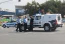 اشكلون: شرطي حرس حدود يتعارك مع لِصّين وأصاب احدهما بجراح متوسطة