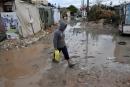 عاصفة ثلجية تزيد من معاناة اللاجئين السوريين في لبنان