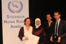 بتسيلم تفوز بجائزة ستوكهولم لحقوق الإنسان لعام 2014