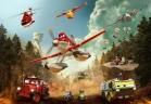 الطائرات: حرائق وإنقاذ - مدبلج