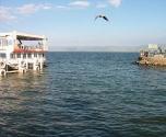 طبريا: ارتفاع منسوب البحيرة 4.5 سم ليصل الى 212.82 متر
