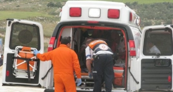 دير حنا: إصابة خطيرة لشاب تعرض للدهس