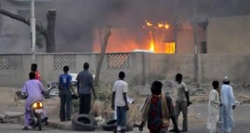 نيجيريا: تفجير مسجد، استشهاد 120 شخص وإصابة المئات