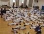 اكثر من 500 لاعب يشارك في معسكر تدريب رابطة الكراتية في سخنين