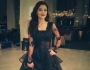 فستان أسود قصير يشعل منافسة شرسة بين درة وكارمن سليمان