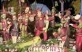 تماثيل الفجل التقليدية بمناسبة عيد الميلاد