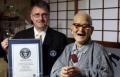 أكبر معمر ياباني 115 عامًا يعمل موظف بريد