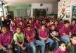 مدرسة ابن سينا في كابول تستضيف الكاتب سهيل كيوان وعلي حجازي