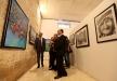 البيرة: افتتاح معرض 'ربيع القدس للفن التشكيلي'
