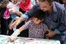 مشروع بصمة يصل رام الله ويقترب من جينيس