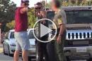 فيديو لشرطي ضحية مقلب يحصد ملايين المشاهدات