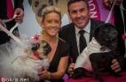 بالصور: فستان زفاف بقيمة 2000 دولار لـكلبة في أستراليا