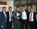 حفل تخريج  فوج العودة  لطلبة الصحافة والاعلام في جامعة القدس
